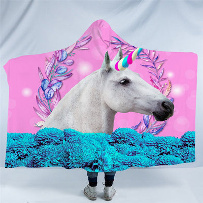 Dreamy Unicorn Hooded Blanket - Well Pick Review