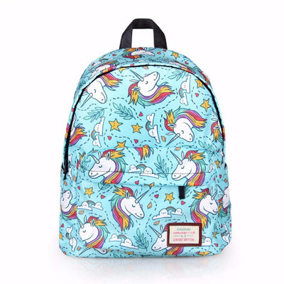 Light Blue Unicorn Backpack™