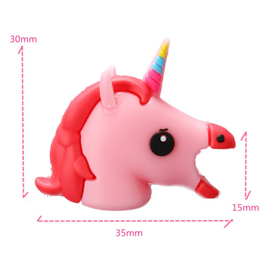 Unicorn Head USB Cable Cover