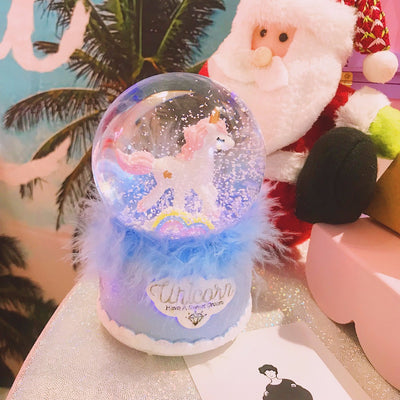 Fairy Unicorn™ Music Snow Globe - Well Pick Review