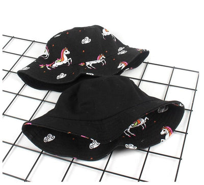 Unicorn Reversible Bucket Hat