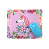 Pink Unicorn Mouse Pad