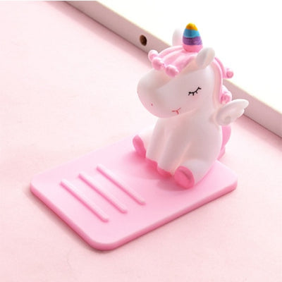 Cute Unicorn Phone/ Tablet Stand