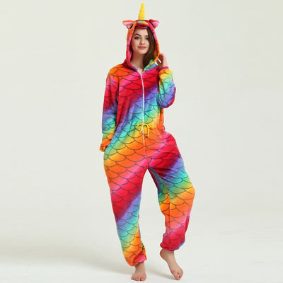 UniMermaid™ Rainbow Onesie