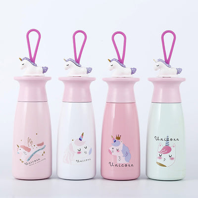 Thermal Unicorn Water Bottle