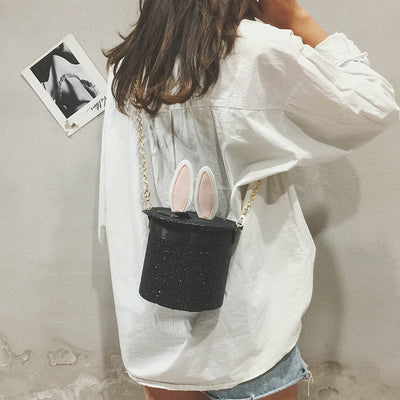 Bunny Ears Sequin Shoulderbag - Well Pick Review