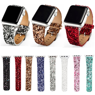 Bling Glitter Apple Watch Strap - Well Pick Review