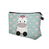 Unicorn Family Cosmetic Bag