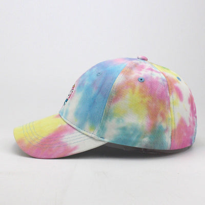 Unicorn Multicolored Baseball Cap