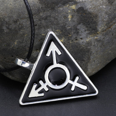 Free - LGBT Pendant Necklace