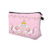 Unicorn Princess Cosmetic Bag