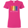 Show Your Colors T-shirt