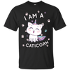 I Am A Caticorn T-Shirt