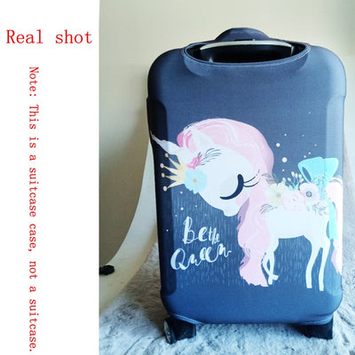 Awesome Unicorn Luggage Cover