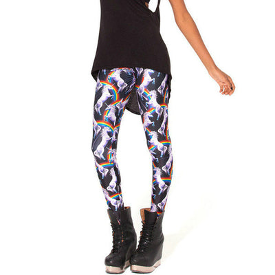 Unicorn Rainbow Leggings