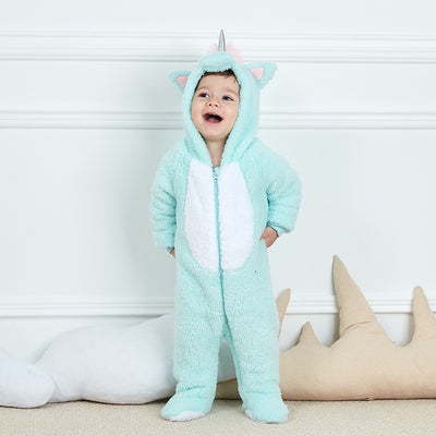 Unicorn & Shark Kids Onesie
