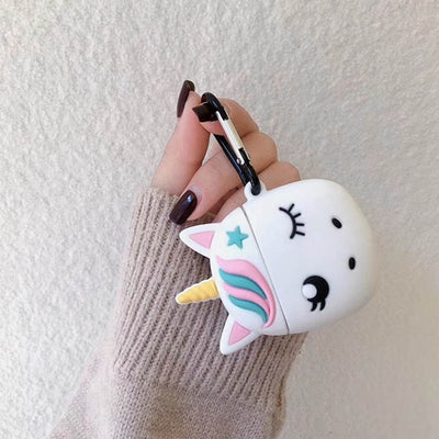 Twinkling Unicorn Airpods Case