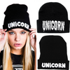 UNICORN Knitted Beanie