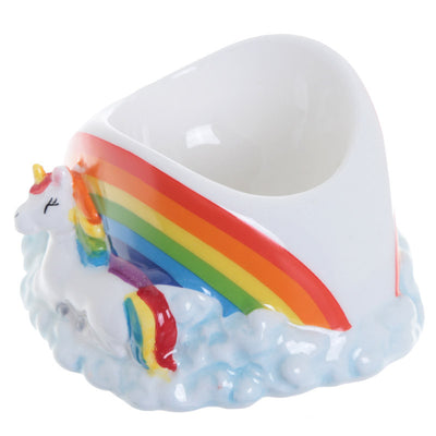 Cute Design Rainbow Unicorns Egg Cup - Well Pick Review