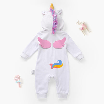Cute Unicorn Baby Romper - Well Pick Review