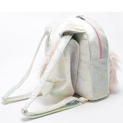 Unicorn Hooded Backpack