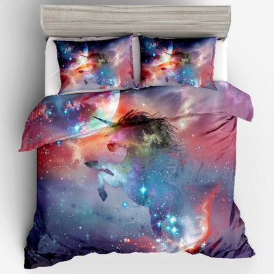 Magical Unicorn Duvet Cover Set