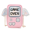 Game Over Gadget Shoulder Bag