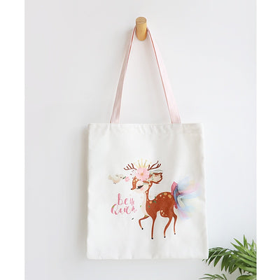 Canvas Unicorn Tote Bag - Well Pick Review