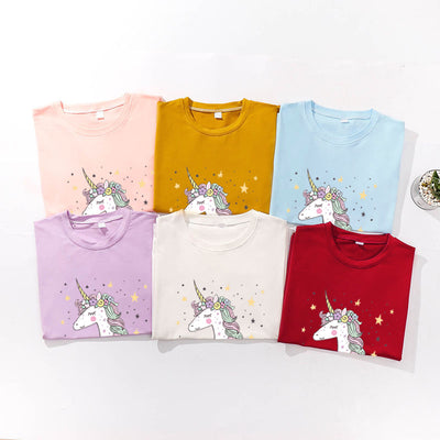 Unicorn Believe in Magic T-shirt