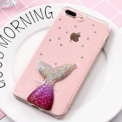3D Mermaid Tail Glitter iPhone Case - Well Pick Review