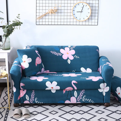 Unicorn Fabric Sofa Cover