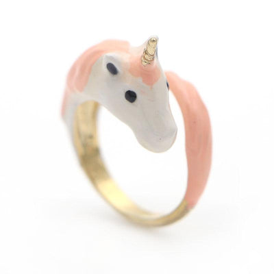 Free - Cute Unicorn Adjustable Ring™