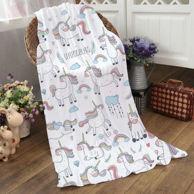 Unicorn Lady Bath Towel