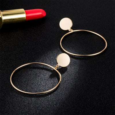 Big Round Earrings - Well Pick Review