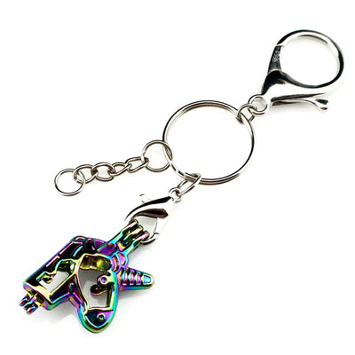 Colorful Silver Unicorn Keychain - Well Pick Review