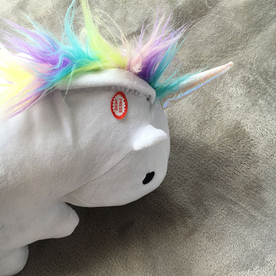 LED Light Up Unicorn Plush Toy