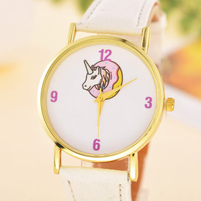 5 Colors Cute Unicorn Quartz Wristwatch - Well Pick Review