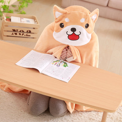 Corgi Dog Plush Cloak - Well Pick Review