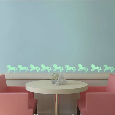 10pcs/set Luminous Unicorn Style Stickers - Well Pick Review