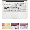 Wood Marble Rainbow Macbook Keyboard Cover