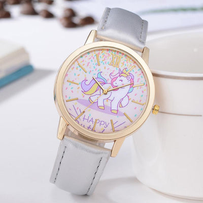 Cute Unicorn Leather Watch - Well Pick Review
