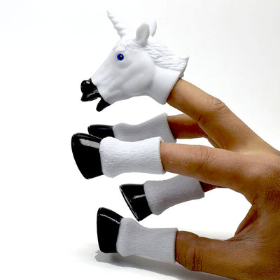 Unicorn Fingers Puppet Toy