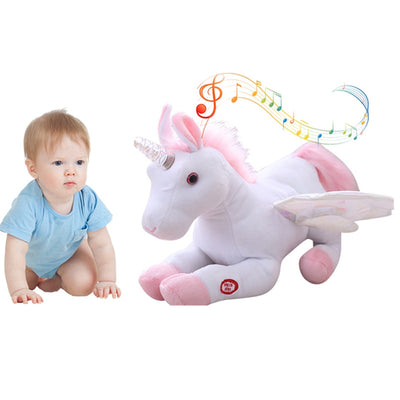 Electric Unicorn Music LED Plush Toy - Well Pick Review