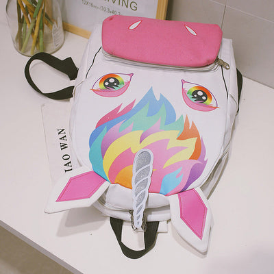 3D Unicorn Glitter Horn Backpack - Well Pick Review