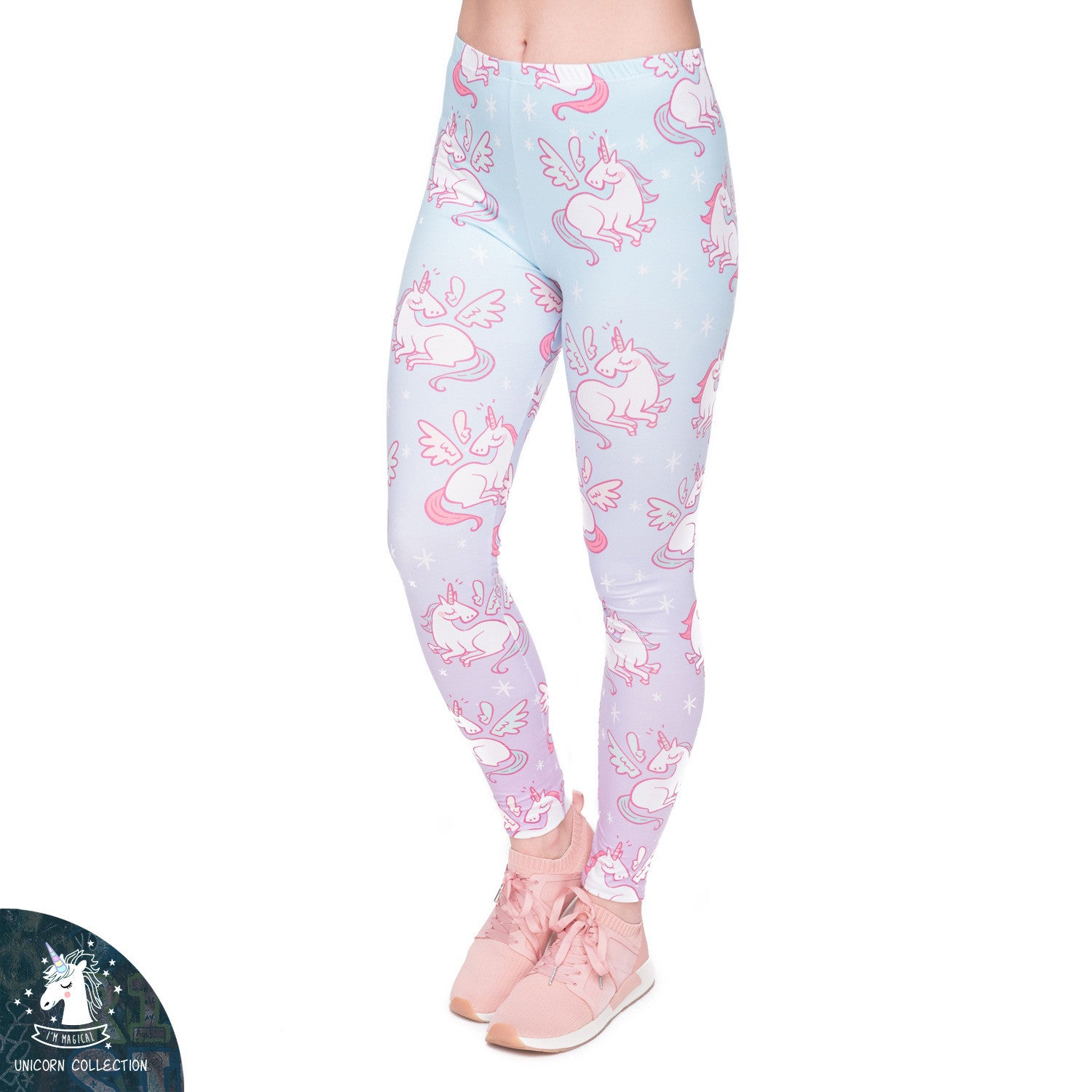 08119e5f87 Flying Unicorn Leggings™ - Well Pick