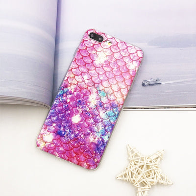 Mermaid Silicone iPhone Case