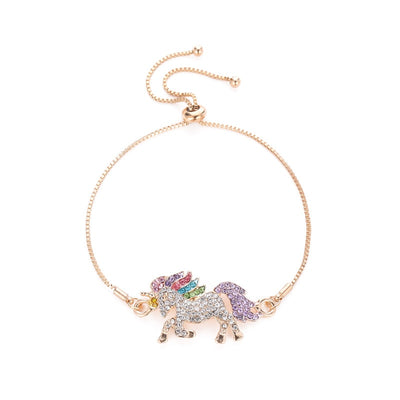Adjustable Stunning Unicorn Bracelet - Well Pick Review