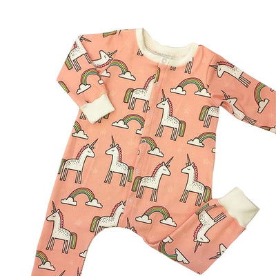 Baby Unicorn Printed Jumpsuit - Well Pick Review