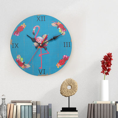 Unicorn Decor Wall Clock