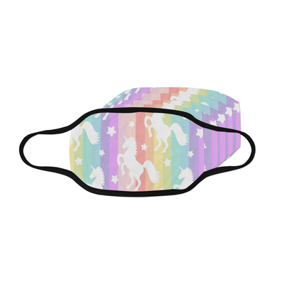 Rainbow Unicorn Mask